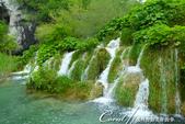 2018不思議之克、斯、義秘境歐遊記(2~2)--普萊維斯國家公園N.P. Plitvice仙境傳說:17●奔流的湖水,宣洩天地的壯志與豪情.JPG