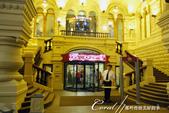 2018印象翻轉的俄羅斯奇幻之旅(2-7)--古姆百貨的西瓜噴泉、冰淇淋與莫斯科河的夜色:21●營業至晚間10的古姆百貨裡,還有一間24小時營業的超市──美食家一號店,裡面商品囊括了平民百姓至貴族世家的