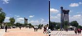 2019Amazing!穿越古絲路上的中亞五國之旅(13-4)--烏茲別克斯坦之布哈拉亞克要塞:08●攜來人往的廣場前,出現了一座現代化的舒霍夫水塔 Shukhova Water Tower,上面有一座空中餐廳和觀景平台 (2).png