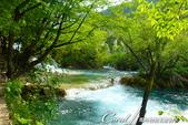 2018不思議之克、斯、義秘境歐遊記(2~2)--普萊維斯國家公園N.P. Plitvice仙境傳說:25●奔流的湖水,宣洩天地的壯志與豪情.JPG