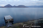 ●2015北海道之旅:●隔著窗,尋找前一天晚上泡湯時曾看到的景象.jpg