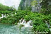 2018不思議之克、斯、義秘境歐遊記(2~2)--普萊維斯國家公園N.P. Plitvice仙境傳說:31●奔流的湖水,宣洩天地的壯志與豪情.JPG