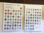 2017關東10日樂得自在:●日本100個名城的紀念章,可惜我總是忘記收集這件事.JPG
