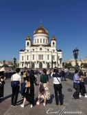 2018印象翻轉的俄羅斯奇幻之旅(2-3)--莫斯科河畔之美哉!基督救世主大教堂:01●位在莫斯科河畔的基督救世主大教堂,是世界上最高的東正教教堂,也是最大的東正教教堂之一.JPG