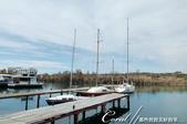 2019Amazing!穿越古絲路上的中亞五國之旅(5-2)--吉爾吉斯斯坦之伊塞克湖:02●帆船?很難置信在沒有海的國家會有一個帆船可靠岸的碼頭.JPG