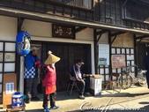 紅葉飄飄15日東京自由行--東京近郊之水鄉佐原「小江戸」之旅:19●安排乘船的渡船口,牆上漂亮的「清塵」兩個字,不知對日本而言意義為何,純粹覺得日式的書法很漂亮.JPG