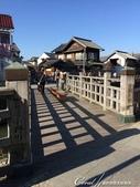 紅葉飄飄15日東京自由行--東京近郊之水鄉佐原「小江戸」之旅:21●已有300年歷史的樋橋,最初設立的目地是為了將水送到對岸的水田,如今依舊每隔30分鐘,會有流水落下01.JPG
