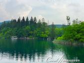 2018不思議之克、斯、義秘境歐遊記(2~2)--普萊維斯國家公園N.P. Plitvice仙境傳說:49●自遊船上欣賞岸邊風光,又是另一種暢快的體驗.JPG