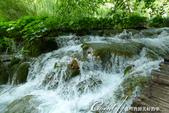 2018不思議之克、斯、義秘境歐遊記(2~2)--普萊維斯國家公園N.P. Plitvice仙境傳說:15●奔流的湖水,宣洩天地的壯志與豪情.JPG