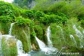 2018不思議之克、斯、義秘境歐遊記(2~2)--普萊維斯國家公園N.P. Plitvice仙境傳說:19●奔流的湖水,宣洩天地的壯志與豪情.JPG