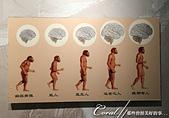 2019夏季內蒙草原風光與貝加爾湖詩意之約(7-2)--扎賚諾爾博物館與傳說中的呼倫湖:08●除了史前的走獸,當然也有人類的發展史.JPG