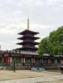 2017初夏14日自由行:●四天王寺--五重塔.JPG