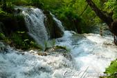 2018不思議之克、斯、義秘境歐遊記(2~2)--普萊維斯國家公園N.P. Plitvice仙境傳說:27●奔流的湖水,宣洩天地的壯志與豪情.JPG