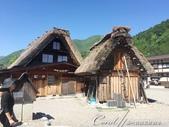 恰似童話國度的合掌村:令遊客蜂擁而至的便是這有著斜斜屋頂的特殊民宅.jpg