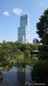 從慶澤園的不同角度欣賞阿倍野HARUKAS:DSC05500.JPG