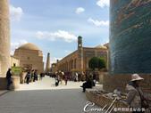 2019Amazing!穿越古絲路上的中亞五國之旅(9-3)--烏茲別克斯坦之希瓦內城:09●在中亞地區,沒有一座城市像Ichan Kala一樣被完整的保留下來,佔地26公頃的廣闊土地上,保留了異域城市的風情,更