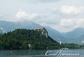 2018不思議之克、斯、義秘境歐遊記(6~4)--閃耀綠寶石光芒的布雷得湖 Lake Bled 與高:34●位在布雷得湖北岸的布雷得城堡.JPG