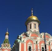 2018印象翻轉的俄羅斯奇幻之旅(2-2)--紅場上的血腥與美麗:10●喀山主座教堂的屋頂.JPG