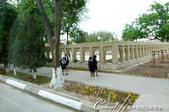 2019Amazing!穿越古絲路上的中亞五國之旅(9-1)--烏茲別克斯坦之希瓦Khiva古城印象:05●從機場到希瓦的路上,終於可以把白天的烏茲別克斯坦看個清楚.JPG