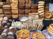 2019Amazing!穿越古絲路上的中亞五國之旅(6-3)--吉爾吉斯斯坦之Osh Bazaar:11●這用料極簡單,香味卻傳千里的傳統發酵麵餅,真的讓人懷念再三.jpg