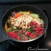 紅葉飄飄15日東京自由行--品味黑毛牛的奢華食光:18●火鍋是最容易保留食材精華及原味的料理方式.JPG