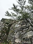 初秋記遊之遺世獨立的竹田城遺跡:●過去悍衛領地的城池,僅剩完整又古樸的層層石垣基座.JPG