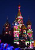 2018印象翻轉的俄羅斯奇幻之旅(3-7)--隨時間變幻的彩色燈光為聖巴索教堂換裝:DSC08766.JPG
