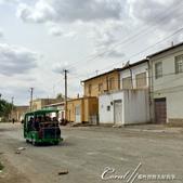 2019Amazing!穿越古絲路上的中亞五國之旅(9-1)--烏茲別克斯坦之希瓦Khiva古城印象:18●趁集合時間未到,大伙兒在外城區繞繞.JPG