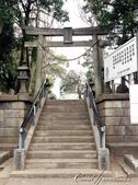 2017關東10日樂得自在:●走著走著,八幡神社便映入眼簾.JPG