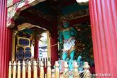 紅葉飄飄15日東京自由行--大猷院:●分別由「毘陀羅」、「阿跋摩羅」、「ケン陀羅」、「烏摩勒伽」,四位夜叉坐鎮德川家光墓所02.JPG