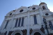 2018印象翻轉的俄羅斯奇幻之旅(2-3)--莫斯科河畔之美哉!基督救世主大教堂:04●從重建後的教堂可想見,建立之初有多麼的令人震憾,尤其是外壁上多處巨型浮雕.JPG