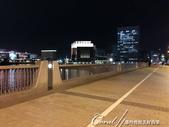 2017關東10日樂得自在:●繽紛夜色下的北仲橋,讓人陷入溫習日劇的漩窩裡02.JPG