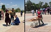 2019Amazing!穿越古絲路上的中亞五國之旅(13-4)--烏茲別克斯坦之布哈拉亞克要塞:09●不過好在有推著車的小飯沿著廣場傳來誘人的饢餅香,多少彌補了些古城風味.png