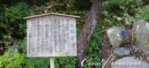 紅葉飄飄15日東京自由行--成田山公園:12●據說過去的水琴窟,因為泉水沿著石頭往下溢入埋在地下水甕後會發出如名琴一般的音色,因而成為景點.png