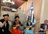2019Amazing!穿越古絲路上的中亞五國之旅(5-5)--吉爾吉斯斯坦之伴著傳統樂曲表演的晚餐:01●天山山脈上的國家會用什麼樣的樂曲來表現他們的民族風情呢,是足以醉人的小調風情?還是有如千軍萬馬奔騰的激