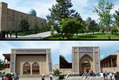 2019Amazing!穿越古絲路上的中亞五國之旅(15-1)--烏茲別克斯坦之哈斯特伊瑪目廣場:05●入內參觀的腳步,首先移往最有話題性並且顯眼的清真寺──哈斯特伊瑪目清真寺 Khast Imam Mosque.png