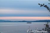 2018加拿大四年一度鮭魚洄遊V.S.洛磯山脈國家公園健走趣(6-3)--一號公路紀念碑:08●往公園對面走可飽覽一望無際的Juan de Fuca海峽,據說天氣好時,還可以隔著海峽望見對岸的美國領土──華盛頓州.JPG