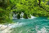 2018不思議之克、斯、義秘境歐遊記(2~2)--普萊維斯國家公園N.P. Plitvice仙境傳說:23●奔流的湖水,宣洩天地的壯志與豪情.JPG