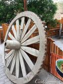 2019Amazing!穿越古絲路上的中亞五國之旅(9-3)--烏茲別克斯坦之希瓦內城:15●頗有古代異域風格的餐廳.JPG