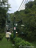 在水一方--初秋記遊之登高眺望天橋立:●乘風快意剛好可以拿來比喻搭乘個人小纜車登高上行的感受.JPG