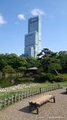 從慶澤園的不同角度欣賞阿倍野HARUKAS:DSC05497.JPG