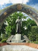 2019Amazing!穿越古絲路上的中亞五國之旅(7-5)--塔吉克斯坦首都杜尚別印象之旅:04●出生於859年左右的魯達基,被認為是古典波斯文學的創始人.JPG