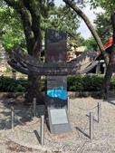 2017初夏14日自由行:●這個石碑應該是歌頌萬葉時代住吉一帶的美景.JPG