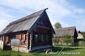 2018印象翻轉的俄羅斯奇幻之旅(5-3)--散發古老歲月味道的木造建築博物館與農民生活博物館:14●在地廣人稀、樹林很多的俄羅斯,木材成為早期俄羅斯人的最佳建材.JPG