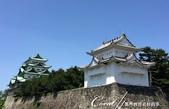 初夏14日自由行--春風吹又生的名古屋城:●天守閣及西南角望樓.JPG