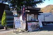 紅葉飄飄15日東京自由行--長瀞泛舟:05●大馬路前就可以看到體驗汎舟行程的發券處,我選擇了風光集中的A行程.JPG