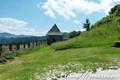 2018不思議之克、斯、義秘境歐遊記(9)--霍恩斯特維茨城堡 Burg Hochosterwitz:30●古代對鎮守堡壘有重要功能的防哨站,如今是兼具發思古悠情及乘涼遮陽的觀景點.JPG