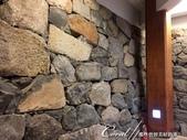 初夏14日自由行--春風吹又生的名古屋城:●四樓的天守閣模型、石牆展示、武器展示及駕轎展示及體驗區01.JPG