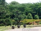 初夏14日自由行--春風吹又生的名古屋城:●公園內依時序盛開的花朵,多少撫平了名古屋城因戰爭受創的遺憾,成為居民散步休閒的空間05.JPG