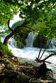 2018不思議之克、斯、義秘境歐遊記(2~2)--普萊維斯國家公園N.P. Plitvice仙境傳說:26●奔流的湖水,宣洩天地的壯志與豪情.JPG